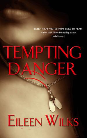 Tempting Danger (World of the Lupi #1)