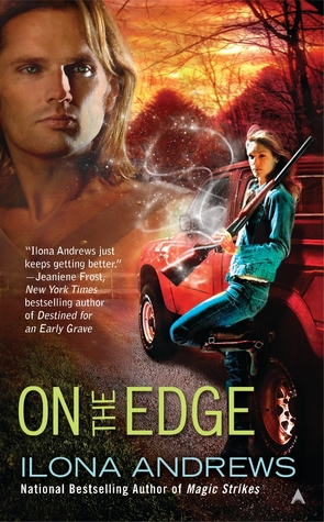 On the Edge (The Edge #1)