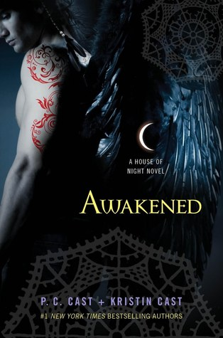 Review: Awakened by P.C. Cast and Kristin Cast
