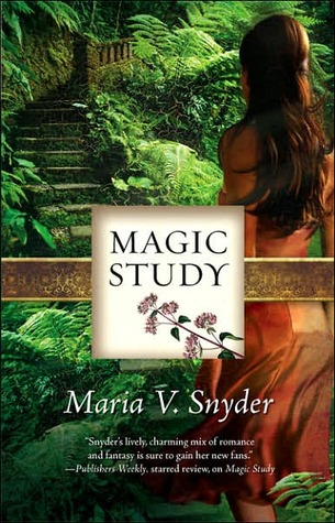 Book View: Magic Study