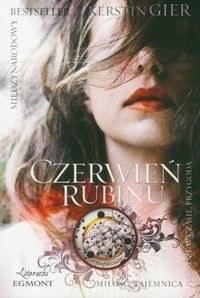 Czerwień Rubinu (Trylogia Czasu, #1)