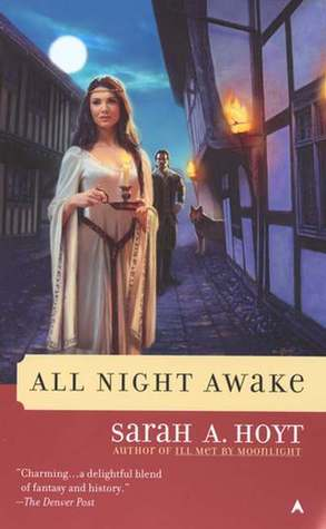 All Night Awake (Shakespearean Fantasies, #2)