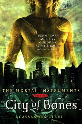 City of Bones - 9 of 10 Fantasy Books for Young Adults - LibraryAdventure.com