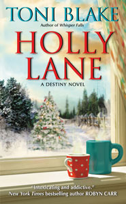 Destiny - Tome 4 : Holly Lane de Toni Blake 10430633