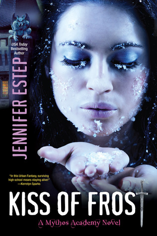 Kiss Of Frost by Jennifer Estep