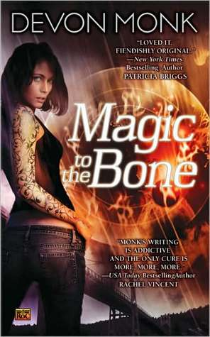 Magic to the Bone Cover