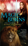 Magic Burns (Kate Daniels, #2)