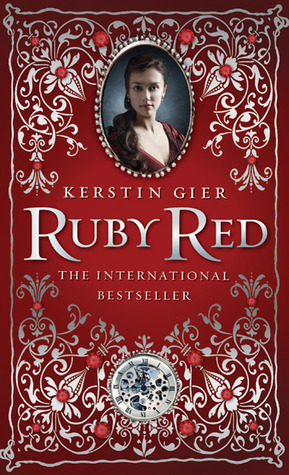 Reviewed by Amanda (Student Reviewer): Ruby Red (The Ruby Red Trilogy #1) by Kerstin Gier