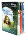 The Books of Bayern Box Set, Books 1-3 by Shannon Hale