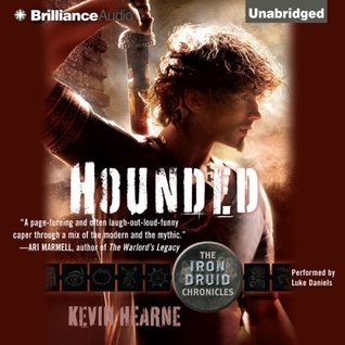 Audio Review: Hounded by Kevin Hearne