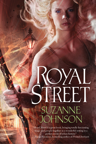 Romancing the Series: Sentinels of New Orleans by Suzanne Johnson