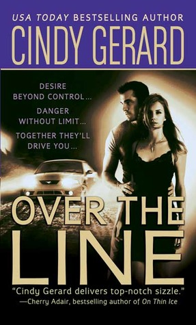 Over the Line (Bodyguard, #4)