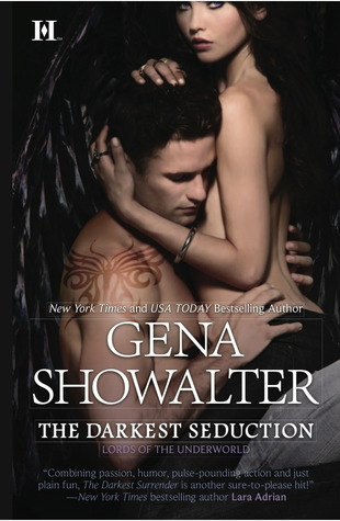 The Darkest Seduction (Lords of the Underworld, #9)