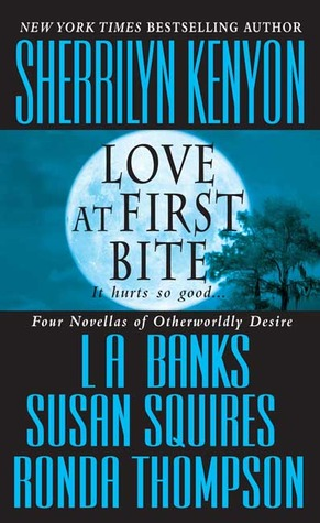 Love at First Bite (Dark-Hunterverse, #9.6; Wild Wulfs of London, #2.5; Companion, #3.5)