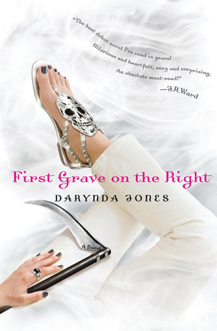 First Grave on the Right (Charley Davidson #1)