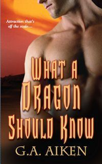 What a Dragon Should Know (Dragon Kin, #3)