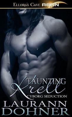 Taunting Krell (Cyborg Seduction #7)  - Laurann Dohner