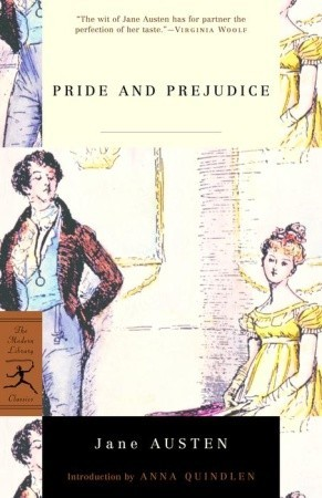 Jacket image, Pride and Prejudice