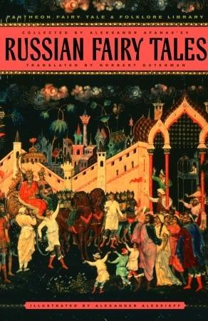 Russian Fairy tales-Baba Yaga.
