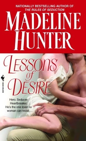 Lessons of Desire (Rothwell #2)