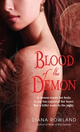 Book Review – Blood of the Demon (Kara Gillian #2) by Diana Rowland