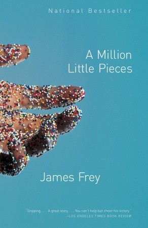 A book analysis of a million little pieces by james frey