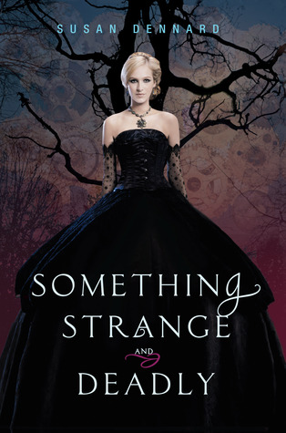 Something Strange and Deadly (Something Strange and Deadly, #1)