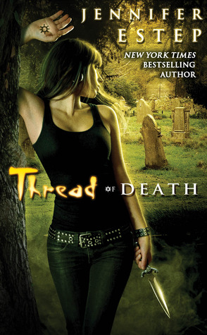 Thread of Death (Elemental Assassin #5.5)