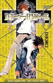 Death Note, Vol. 5: En blanco (Death Note, #5)