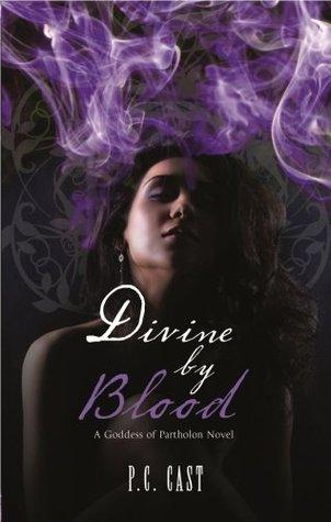 Divine by Blood (Partholon, #3)