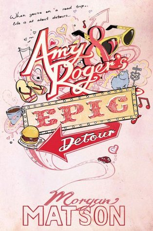 Amy and Rogers Epic Detour