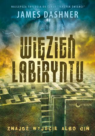 Więzień labiryntu (Maze Runner, #1)