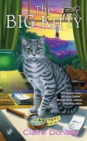 Book Cover - The Big Kitty by Claire Donally