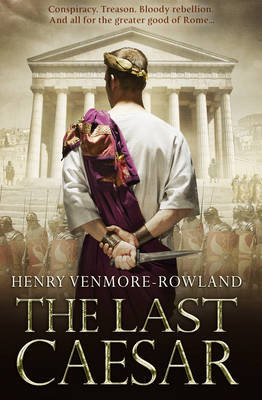 The Last Caesar front cover