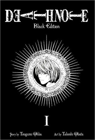 Death Note: Black Edition, Volume 1 (Death Note: Black Edition, #1)