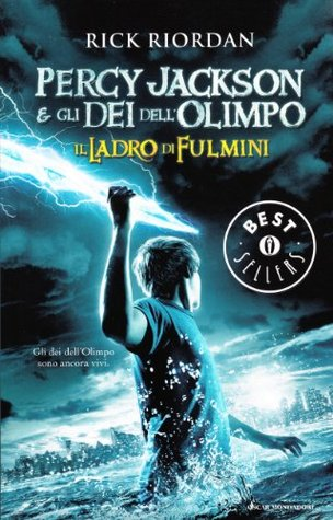 Il ladro di fulmini (Percy Jackson and the Olympians #1)