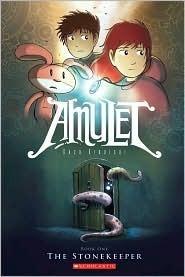 Amulet, Vol. 1: The Stonekeeper (Amulet, #1)