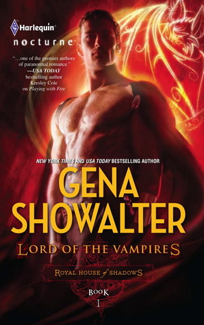 Lord of the Vampires (Royal House of Shadows #1)