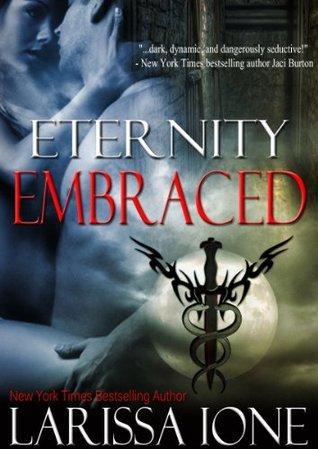 Eternity Embraced (Demonica, #3.5)