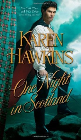 One Night in Scotland (Hurst Amulet, #1)