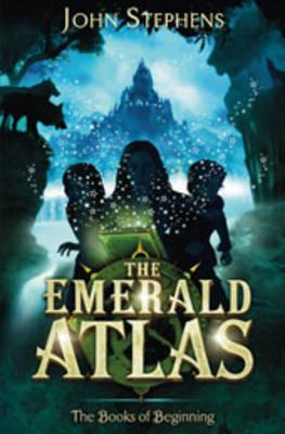 The Emerald Atlas (The Books of Beginning #1)