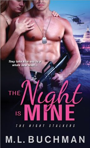 The Night Is Mine (The Night Stalkers, #1)