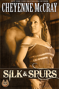 Silk & Spurs by Cheyenne McCray