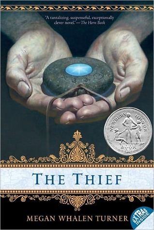 Short and Sweet Review – The Thief (The Queen's Thief, #1) by Megan Whalen Turner