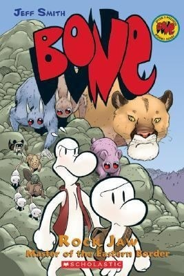 Bone, Vol. 5: Rock Jaw, Master of the Eastern Border