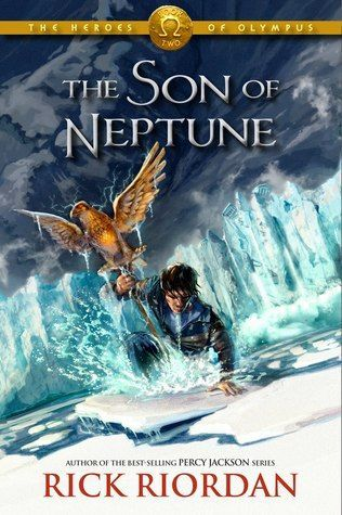 Book Review – The Son of Neptune (The Heroes of Olympus #2) by Rick Riordan