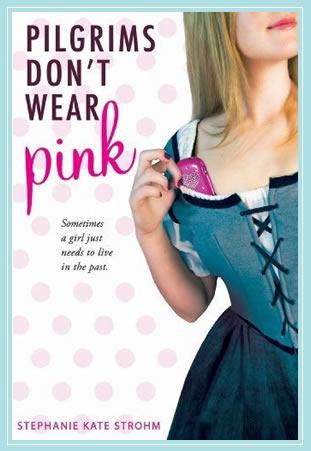 Pilgrims Don't Wear Pink (Pilgrims, #1)