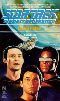 Ghost Ship (Star Trek: The Next Generation, #1)