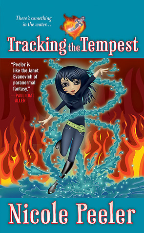 Book Review – Tracking the Tempest (Jane True #2) by Nicole Peeler