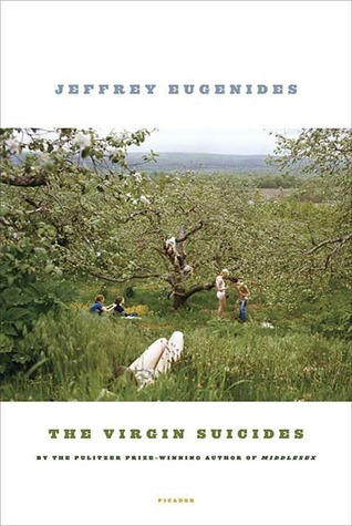 Book Review – The Virgin Suicides by Jeffrey Eugenides